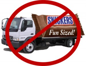 No Small Junk Removal Trucks from Skip's