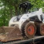Bobcats: Trackhoe and Skidsteer