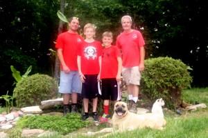 Skip's Hauling Family Photo 2