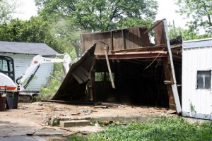 Garage Tear Down Img_4