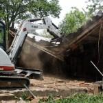 Garage Tear Down Img_6