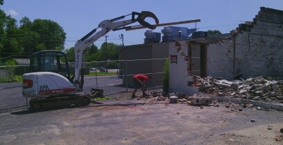 Skip's Has Junk Removal, Excavation and Demolition Services
