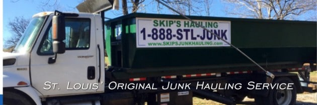 No Job Is Too Big Or Too Small For Skip's Hauling