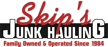 Skip's Is Your One Stop Shop For Junk Removal, Excavation and Demolition Services