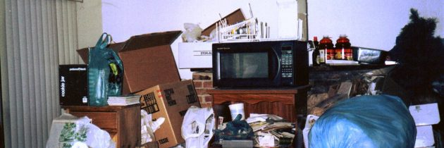 Clean Out That Clutter and Call Skip's Hauling