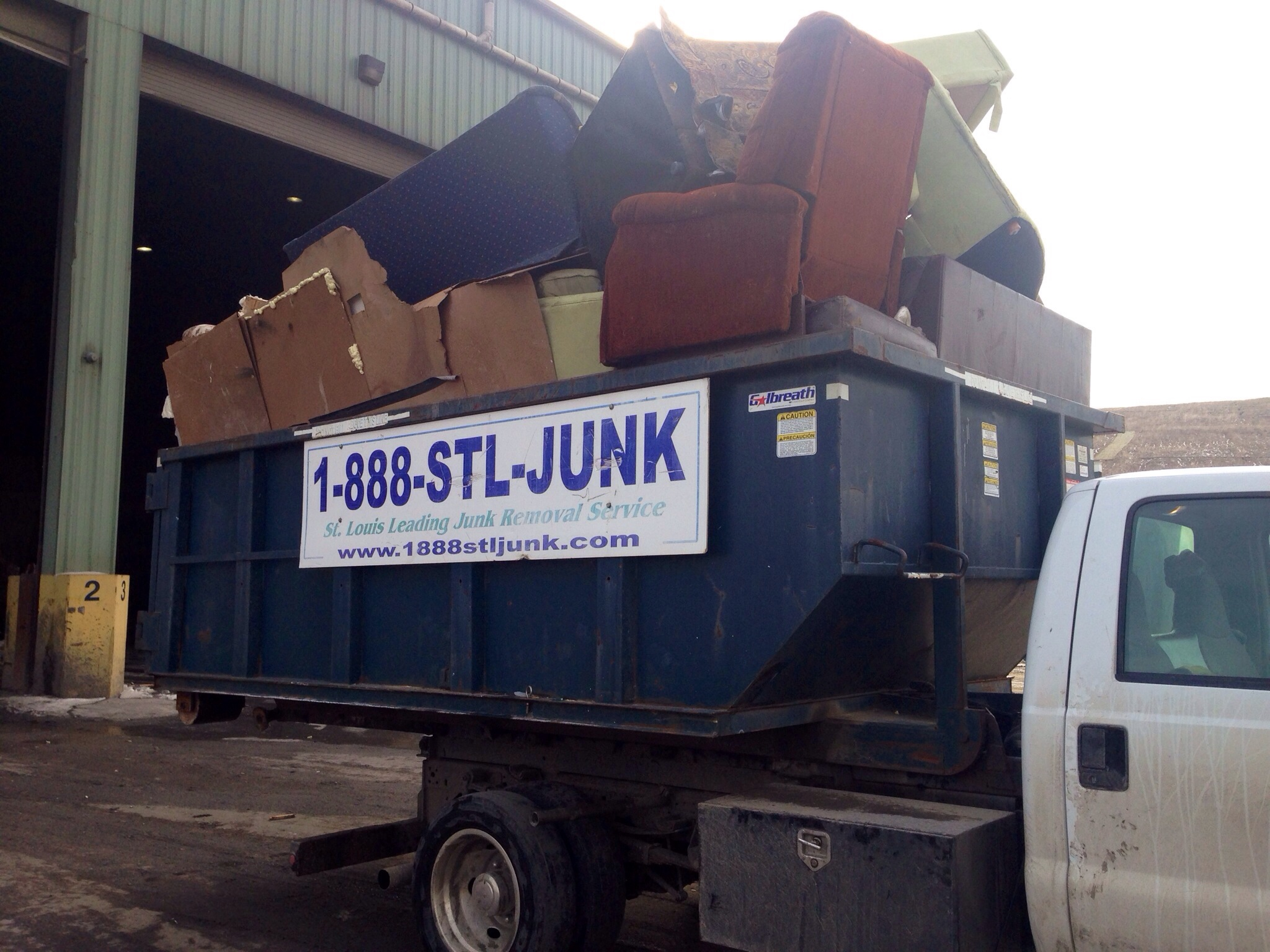 , Estate clean out from a house on Wydown Blvd. in Clayton MO